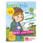 """Kinderzeitschrift """"boni kids"""" Probeheft"""