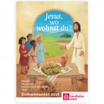 Erstkommunion-Begleitheft 2018