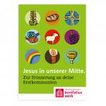 """NEU: 10er Set Mini-Broschüre: """"Jesus in unserer Mitte"""""""