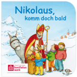 """Bilderbuch """"Nikolaus, komm doch bald"""""""