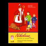 """Werkbuch mit Audio-CD """"Nikolaus, komm in unser Haus"""""""