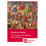 "Church at a Glance (Set of 25): ""The Corporal and Spiritual Works of Mercy"""