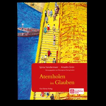 """Buch """"Atemholen im Glauben"""""""