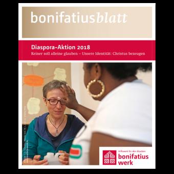 "Zeitschrift ""Bonifatiusblatt"""