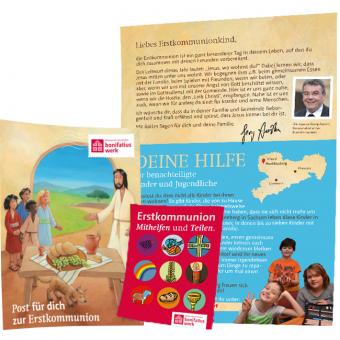 Brief an die Erstkommunionkinder 2018