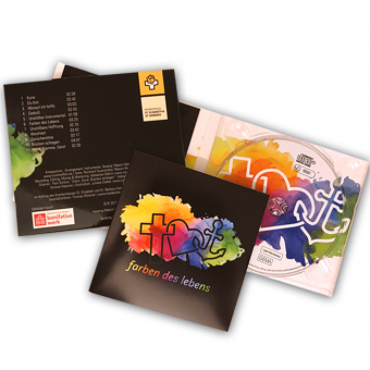 "CD ""Farben des Lebens"""