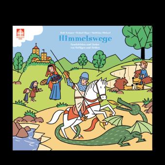 """Doppel-CD """"Himmelswege"""""""