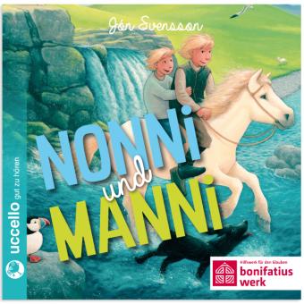 "Hörbuch: ""Nonni und Manni"""