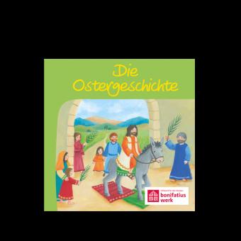 """Mini-Bilderbuch """"Die Ostergeschichte"""""""
