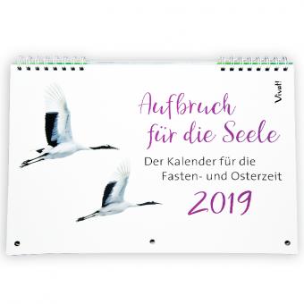 """Fastenkalender: """"Aufbruch für die Seele"""""""
