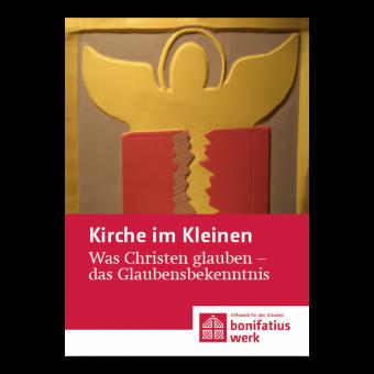 """Kirche im Kleinen (25er Paket): """"Was Christen glauben"""""""