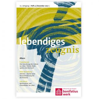 """Zeitschrift """"Lebendiges Zeugnis"""""""