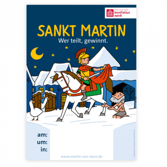 Aktionsposter St. Martin