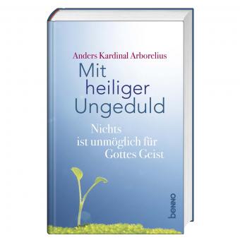 """Neu! Buch: """"Mit heiliger Ungeduld"""""""
