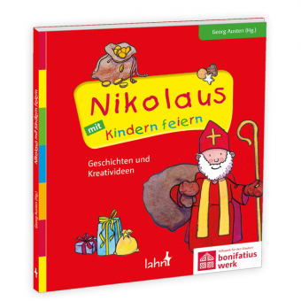 buch nikolaus mit kindern feiern. Black Bedroom Furniture Sets. Home Design Ideas