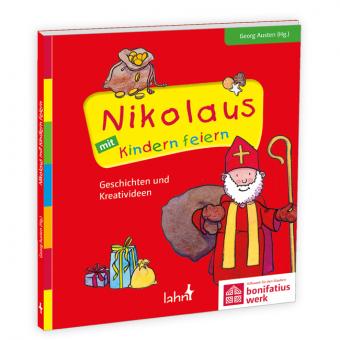 "Buch ""Nikolaus mit Kindern feiern"""