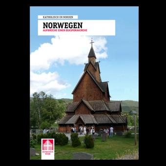 """Broschüre """"Norwegen – Aufbrüche einer Diasporakirche"""""""