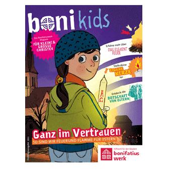 """Kinderzeitschrift """"boni kids"""""""