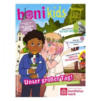 """boni kids"" - Sonderausgabe Erstkommunion"