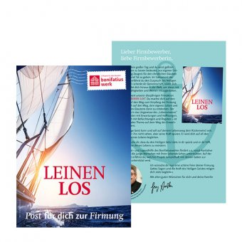 "Brief an die Firmlinge zur Firmaktion 2020 ""LEINEN LOS"""