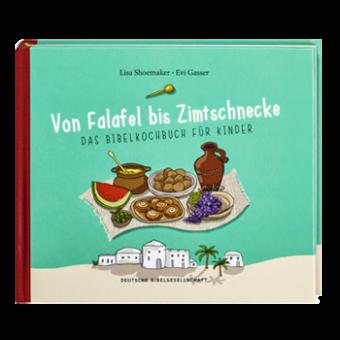 """Buch: """"Von Falafel bis Zimtschnecke"""""""