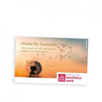 Charta für Trauernde