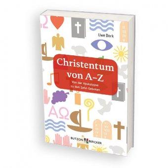 """Buch """"Christentum von A-Z"""""""