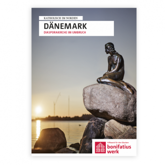 "Broschüre ""Dänemark - Diasporakirche im Umbruch"""