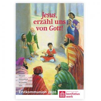 Erstkommunion-Begleitheft 2020