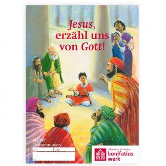 Plakat zur Erstkommunion 2020 DIN A4