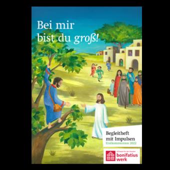 Erstkommunion-Begleitheft 2022