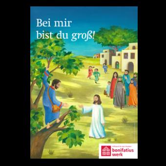 Motivplakat zur Erstkommunion 2022