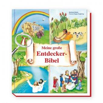 "Buch ""Meine große Entdecker-Bibel"""