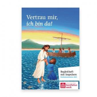 Erstkommunion-Begleitheft 2021