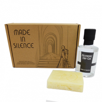 Made in Silence: Gin und Seife