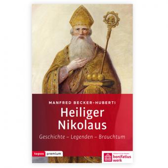 """Buch: """"Heiliger Nikolaus"""""""
