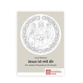 "Heft ""Jesus ist mit Dir"""