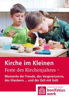 """Kirche im Kleinen (25er Paket): """"Feste des Kirchenjahres"""""""