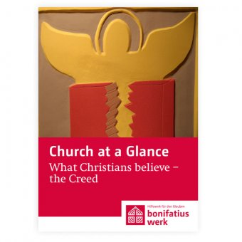 """Church at a Glance (Set of 25): """"What Christians believe – the Creed"""""""