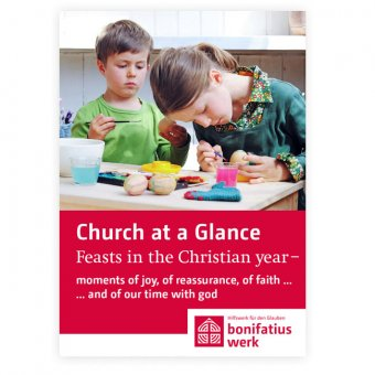 """Church at a Glance (Set of 25): """"Feats in the Christian year"""""""