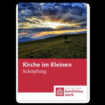 """Kirche im Kleinen (25er Paket): """"Schöpfung"""""""