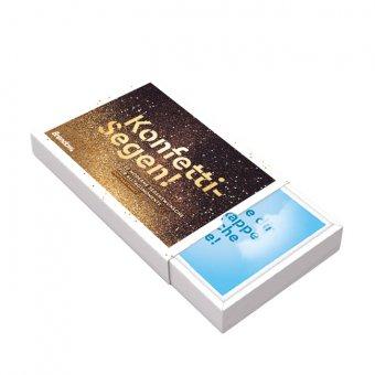 "Postkarten-Set: ""Konfetti-Segen!"""