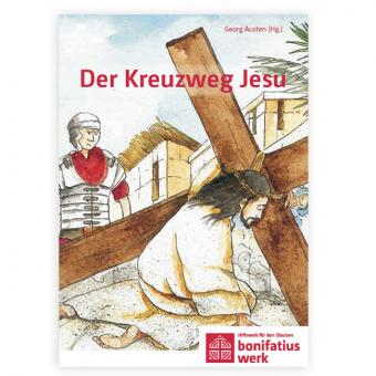 """Heft """"Der Kreuzweg Jesu"""""""