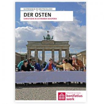"""Broschüre """"Der Osten – Christsein in extremer Diaspora"""""""