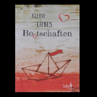 """Geschenkheft """"Kleine Liebes-Bo(o)tschaften"""""""