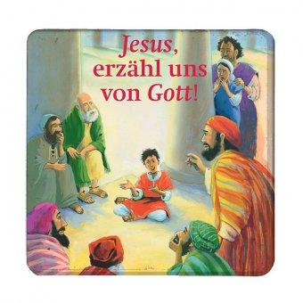 """Magnet """"Jesus, erzähl uns von Gott"""""""