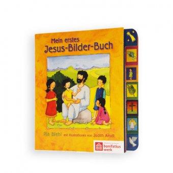"""Papp-Bilderbuch """"Mein erstes Jesus-Bilder-Buch"""""""