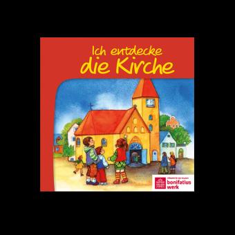 """Minibuch: """"Ich entdecke die Kirche"""""""
