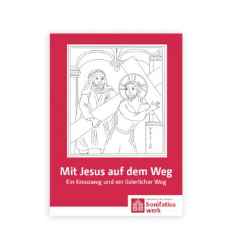 """Heft """"Mit Jesus auf dem Weg"""""""