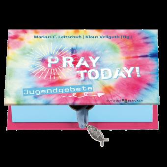 """Jugendgebet-Kartenbox """"Pray today"""""""
